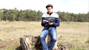 Opnames met Auke Hulst over zijn boek 'En ik herinner me Titus Broederland'